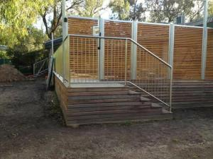 Deck and Privacy Screen Build Croydon, Victoria