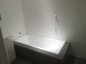 Tiling and Bath installation