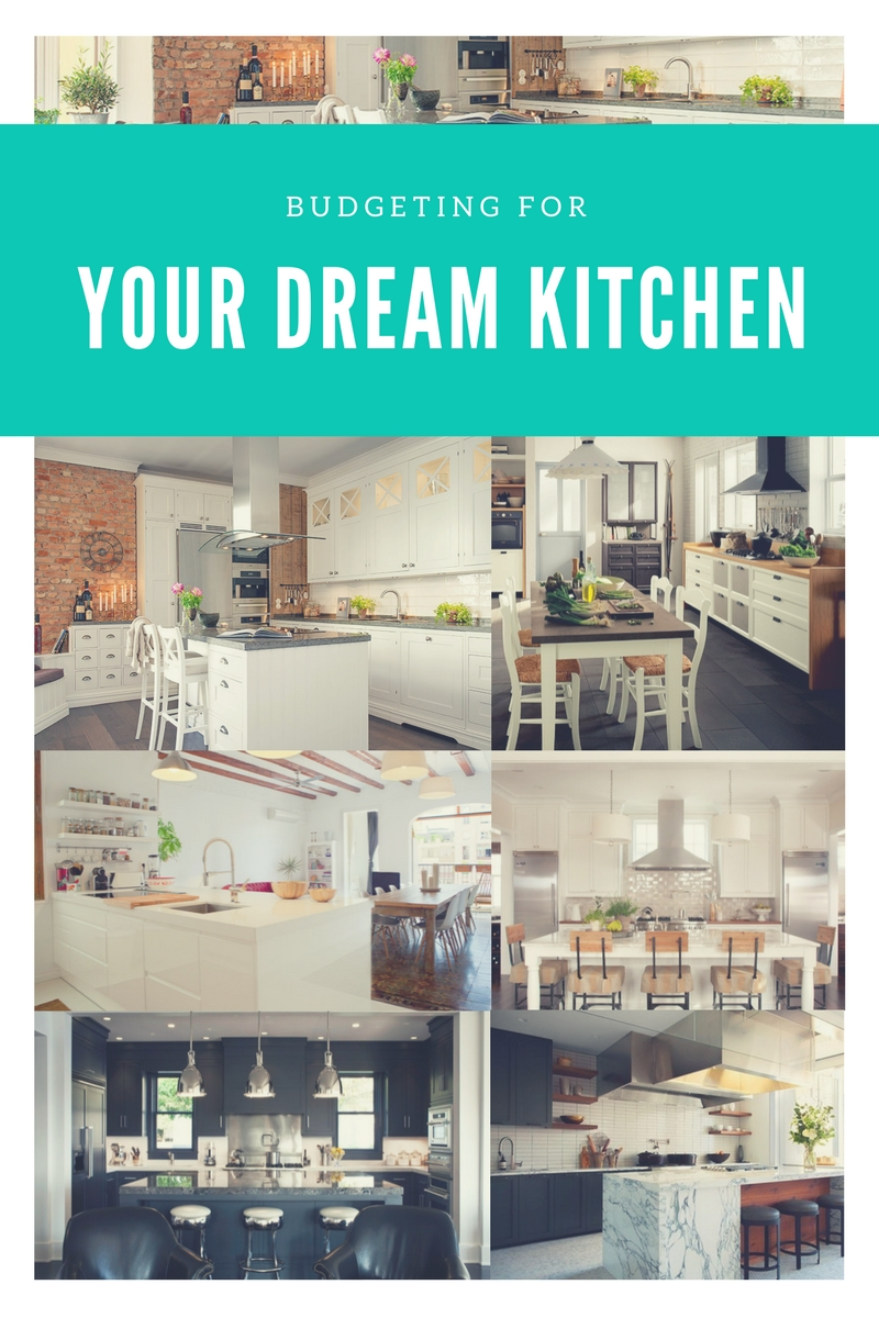 budgeting for your dream kitchen