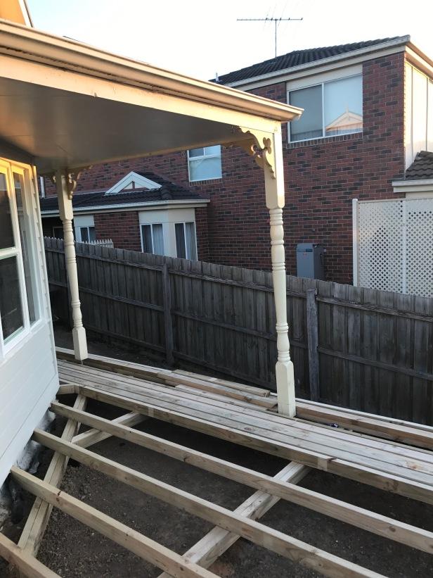 decking builder