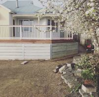 Deck, handrail and stair build - Chirnside Park