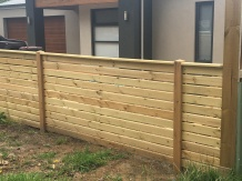 Decking, fence and gate build - Kilsyth