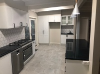 Final product – completed kitchen renovation 2018
