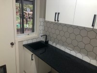 Final product – completed kitchen renovation